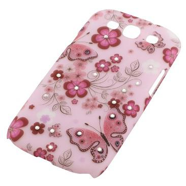 Pink Galaxy S3 Cover