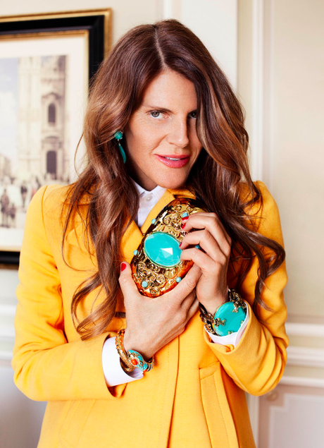 Anna Dello Russo collection limited edition H&M fashion vogue japan editor at large mn minnesota laws of fashion stylist personal shopper organizer