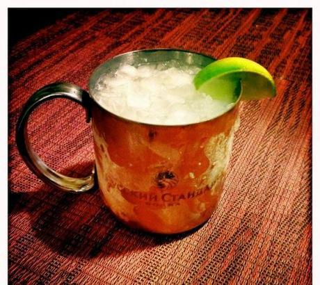 the mexican mule