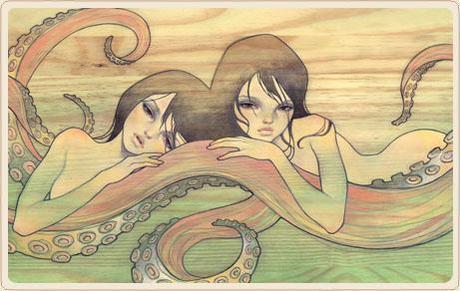 art appreciation - Audrey Kawasaki
