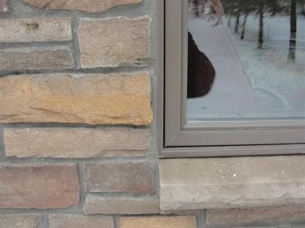 ACMV - too close to window