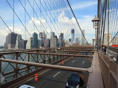 TRAVEL: Brooklyn Bridge – Brooklyn, NY
