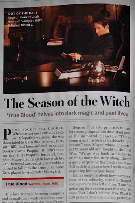 True Blood in Rolling Stone