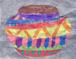 Batik Baskets