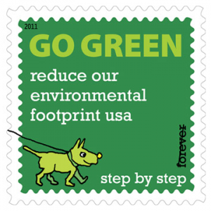 The Postal Service's Green Efforts