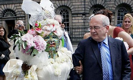 World's Most Pierced Woman Gets Married To Civil Servant