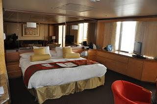 Deluxe Veranda Suite on Holland America