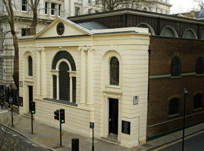 From the archives: St Botolph Without Aldersgate