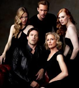 The vampires of True Blood