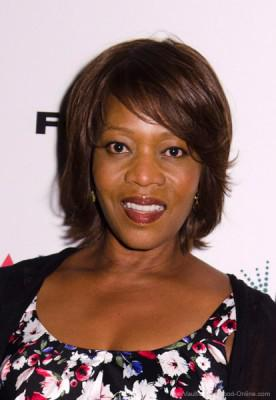 Alfre Woodard is still Lafayette's mom