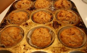 Munchie Mondays ~ Maple Bran Muffins