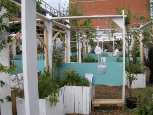 Urban Physic Garden Wards
