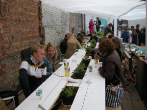 Urban Physic Garden Bar