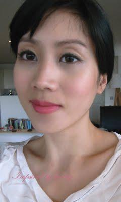FOTD Using Smashbox In Bloom Eyeshadow Palette