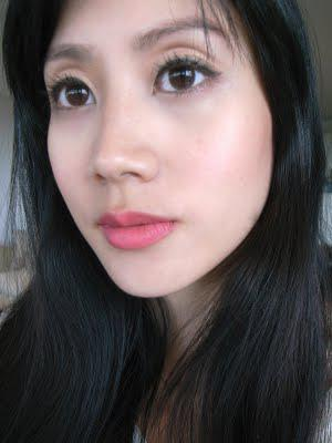 FOTD Using Smashbox In Bloom Eyeshadow Palette