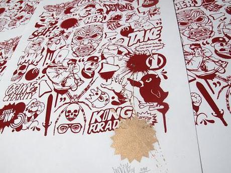 Meggs — Flash Sheet Print