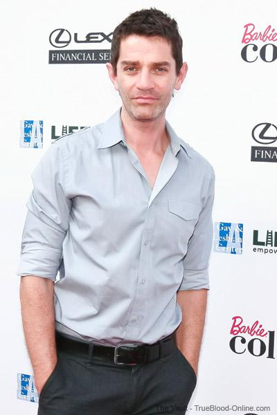 James Frain attends the Life Out Loud Pride Cocktail Party
