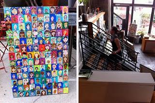 More Fundraiser Art for Haiti