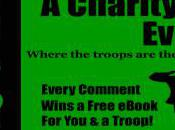 Blog Tour Troops Free eBook, Chance Kindle!