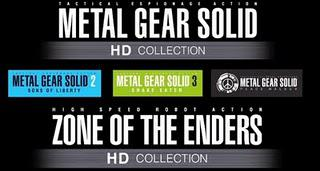 #ZoneofEnders and #MetalGearSolid HD remakes coming to the @Playstation and @Xbox