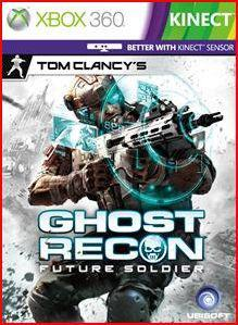 #GhostRecon Future Soldier going to '#Kinect' with audiences in a new way?