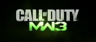 #CallofDuty #ModernWarfare3 coming November 8, 2011, as well as 4 trailers