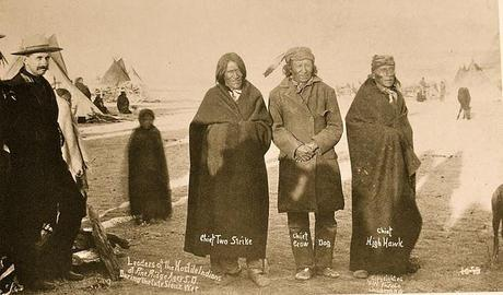 WOUNDED KNEE: part 2, 1890 -- The massacre.