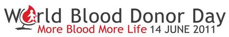 World Blood Donor Day – More Blood More Life