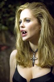 Kristin Bauer as vampire Pam on True Blood