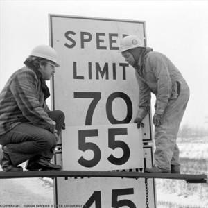 Revisiting an Old Idea: Cutting the Speed Limit