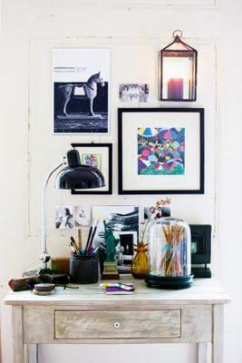 Decorating your desk
