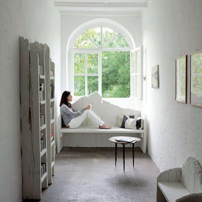 A minimalist and cosy convent