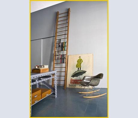 Italian loft design