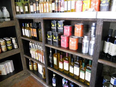 Olive Oil selection at We Olive