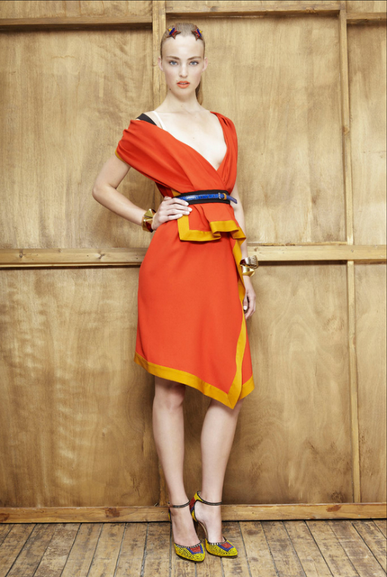 Vionnet | Resort Collection 2012