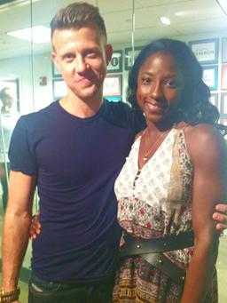 "Rutina Wesley answers the LT5 on ""Living Today"""