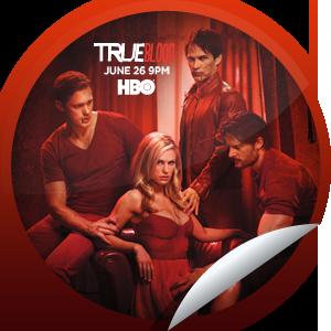 New True Blood Stickers on GetGlue.com