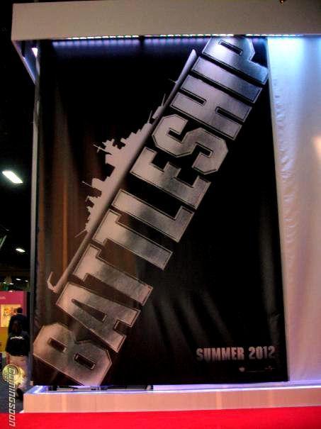 """New Promo Banners for Alexander Skarsgård's """"Battleship"""""""