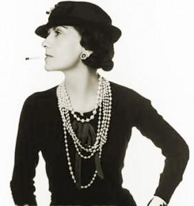 coco chanel1 282x300How to Accessorize by Hair Color