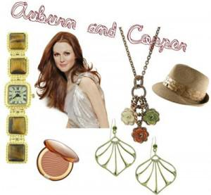 copper 300x277How to Accessorize by Hair Color