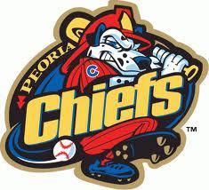 The Peoria Chiefs Give an Imaginary Middle Finger to Lebron James.