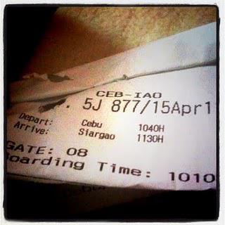 Travel Diary: Stressed, Stranded, Delayed in Cebu