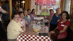American Sewing Guild Region 2 Leadership Dinner