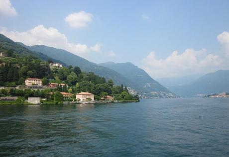 The fairy tale beautiful Lake Como, Italy