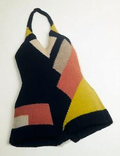 "Not to be Missed:  ""Color Moves: Art & Fashion by Sonia Delaunay"" at the Cooper-Hewitt through June 19th."