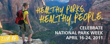 National Parks Free for a Week!
