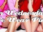 Wedensday Wear Pink