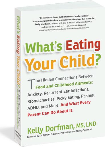 What's Eating Your Child, by Kelly Dorfman