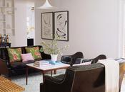 Simply Lovely Living Rooms from Domino