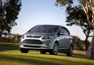 Ford C-MAX Energi Set to Compete with Chevy Volt